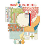Pink Paislee - 365 Degrees Collection Kit