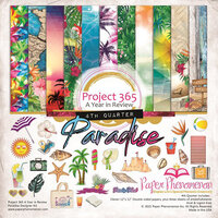 Paper Phenomenon - Paradise Collection - 12 x 12 Collection Kit