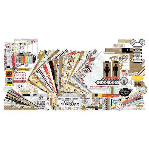 Paper Phenomenon - Remember the Magic Collection - 12 x 12 Collection Kit