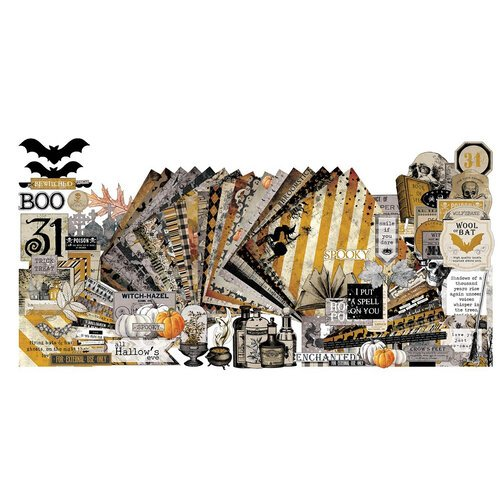 Paper Phenomenon - All Hallows Eve Collection - 12 x 12 Collection Kit