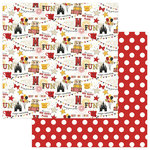 Photo Play Paper - A Day At The Park Collection - 12 x 12 Double Sided Paper - Magic Memories