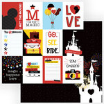 Photo Play Paper - Another Day at the Park Collection - 12 x 12 Double Sided Paper - Magic