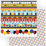 Photo Play Paper - Another Day at the Park Collection - 12 x 12 Double Sided Paper - So Much Fun
