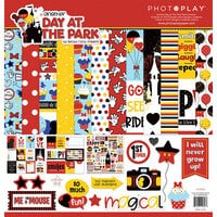 Photo Play Paper - Another Day at the Park Collection - 12 x 12 Collection Pack