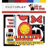 Photo Play Paper - Another Day at the Park Collection - Ephemera