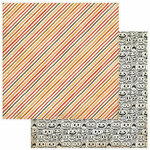 Photo Play Paper - All Hallows Eve Collection - 12 x 12 Double Sided Paper - Jack