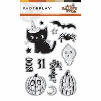 Photo Play Paper - All Hallows Eve Collection - Clear Photopolymer Stamps