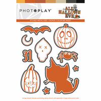 Photo Play Paper - All Hallows Eve Collection - Dies