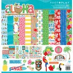 Photo Play Paper - Aloha Collection - 12 x 12 Collection Pack