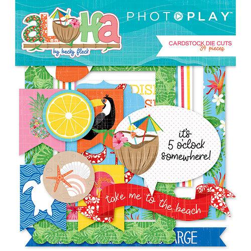 Photo Play Paper - Aloha Collection - Ephemera