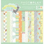 Photo Play Paper - About a Little Boy Collection - 6 x 6 Paper Pad