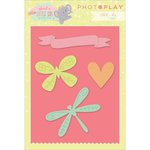 Photo Play Paper - About a Little Girl Collection - Die Set