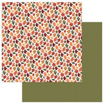 Photo Play Paper - Autumn Orchard Collection - 12 x 12 Double Sided Paper - Bountiful