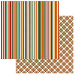 Photo Play Paper - Autumn Orchard Collection - 12 x 12 Double Sided Paper - Cozy