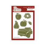 Photo Play Paper - Autumn Orchard Collection - Die Set