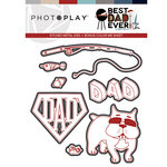Photo Play Paper - Best Dad Ever Collection - Die Set