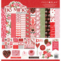 Photo Play Paper - Be Mine Collection - 12 x 12 Collection Pack