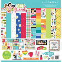 Photo Play Paper - Best Friends Collection - 12 x 12 Collection Pack