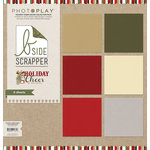 Photo Play Paper - Holiday Cheer Collection - Christmas - 12 x 12 Collection Pack - Solids