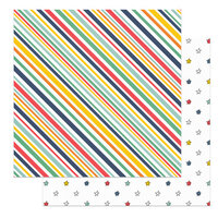 Photo Play Paper - Little Boys Have Big Adventures Collection - 12 x 12 Double Sided Paper - You're a Star