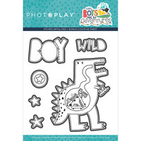 Photo Play Paper - Little Boys Have Big Adventures Collection - Dies