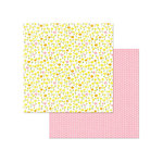 Photo Play Paper - Bloom Collection - 12 x 12 Double Sided Paper - Bloom