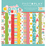 Photo Play Paper - Summer Bucket List Collection - 6 x 6 Paper Pad