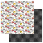 Photo Play Paper - Belle Fleur Collection - 12 x 12 Double Sided Paper - You're Just My Type