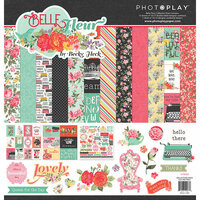 Photo Play Paper - Belle Fleur Collection - 12 x 12 Collection Pack