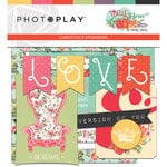 Photo Play Paper - Belle Fleur Collection - Ephemera