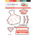 Photo Play Paper - Belle Fleur Collection - Die Set