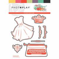 Photo Play Paper - Belle Fleur Collection - Die Set