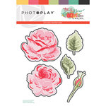 Photo Play Paper - Belle Fleur Collection - Die Set - Layered Flower
