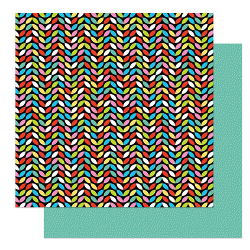 Photo Play Paper - Birds Of A Feather Collection - 12 x 12 Double Sided Paper - Spread Your Wings