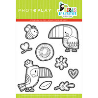Photo Play Paper - Birds Of A Feather Collection - Etched Die Set