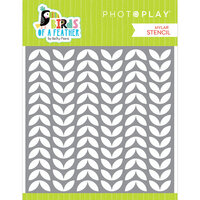 Photo Play Paper - Birds Of A Feather Collection - 6 x 6 Stencil