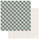 Photo Play Paper - Boarding Pass Collection - 12 x 12 Double Sided Paper - Jet Set