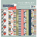 Photo Play Paper - Boarding Pass Collection - 6 x 6 Paper Pad