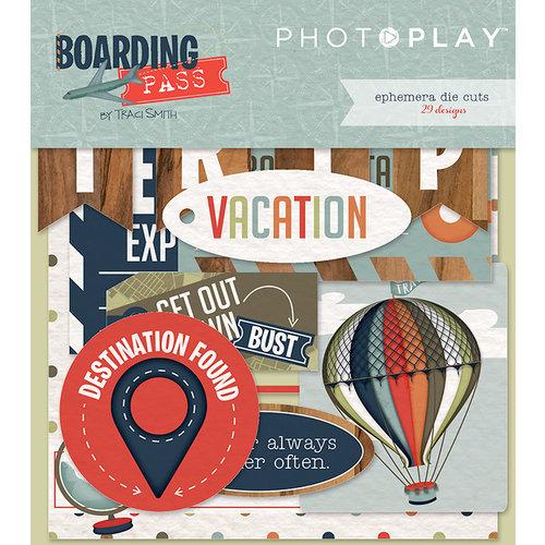 Photo Play Paper - Boarding Pass Collection - Ephemera