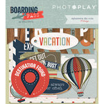 Photo Play Paper - Boarding Pass Collection - Ephemera