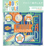 Photo Play Paper - Boys Rule Collection - Ephemera