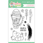 Photo Play Paper - Baskets of Bunnies Collection - Clear Photopolymer Stamps