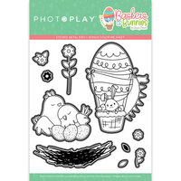 Photo Play Paper - Baskets of Bunnies Collection - Etched Die Set