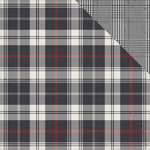 Photo Play Paper - Mad 4 Plaid Collection - Tailored - 12 x 12 Double Sided Paper - Buchan