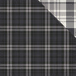 PhotoPlay Paper - Mad 4 Plaid Collection - Tailored - 12 x 12 Double Sided Paper - Lumsden