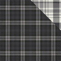 Photo Play Paper - Mad 4 Plaid Collection - Tailored - 12 x 12 Double Sided Paper - Lumsden