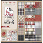 Photo Play Paper - Mad 4 Plaid Collection - Tailored - 12 x 12 Collection Pack