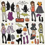 PhotoPlay Paper - Bootiful Collection - Halloween - Ephemera Pack