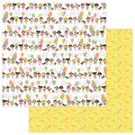 Photo Play Paper - Birthday Girl Wishes Collection - 12 x 12 Double Sided Paper - Birthday Girl