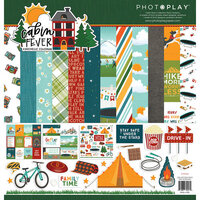 Photo Play Paper - Cabin Fever Collection - 12 x 12 Collection Pack